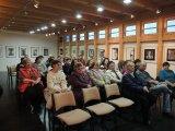 11.2.2015 se konala kulturně zdravotní přednáška pana Tomáše Brože z Plzně na téma Energie a její vliv na naše zdraví