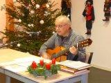 11.12.2014 Adventní posezení se spisovatelem, knězem panem Mgr. Aloisem Sassmannem
