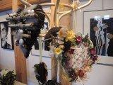 Prodejní výstava jarních a velikonočních dekorací paní Věry Brabcové