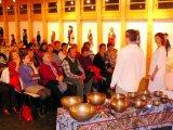 10.12.2014 Adventní koncert na tibetské a křišťálové mísy manželů Marešových z Benešova