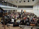 26.11.2016 od 16.00 hod. KD Malšice - Koncert folkové skupiny SPIRITUÁL KVINTET