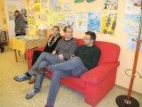 23.11.2015 od 18.00hod. v Galerii městyse Malšice LIStOVáNí - Dobrý proti severáku (Daniel Glattauer) s hercem Lukášem Hejlíkem