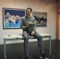 7.11.2017 od 17.00 hodin LISTOVÁNÍ s hercem Lukášem Hejlíkem  - Kniha Fredrika Backmana - Co by můj syn měl vědět o světě