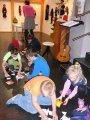 Slavnostní předávání slabikářů dětem I. třídy naší ZŠ