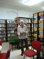 22.10.2014 Beseda s botanikem, spisovatelem a populizátorem vědy RNDr. Václavem Větvičkou