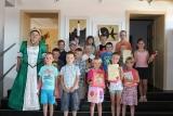 19.6. a 20.6.2017 Pasování malšických prvňáčků na čtenáře
